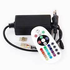 LED RGB 220V Fernbedienung RF 24 Tasten