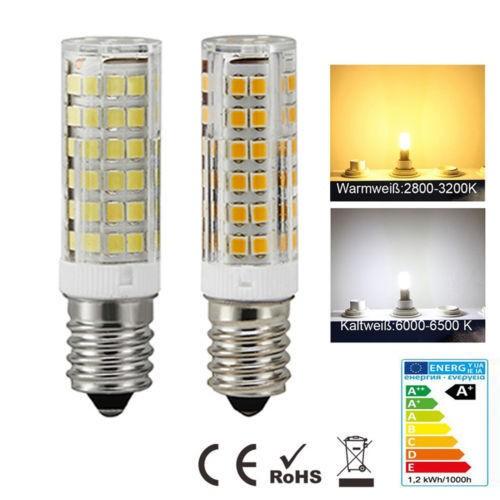 LED E14 Kerze 5w= 40Watt Maisbirne Klein