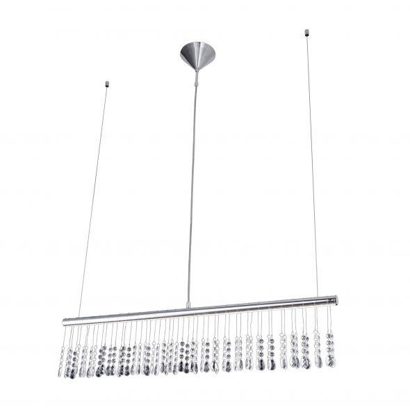 LED Pendelleuchte Ida Led 15037-17 Chrom  Hersteller: LEUCHTEN DIREKT     Hersteller-Art.: 15037-17     EAN: 4043689915346