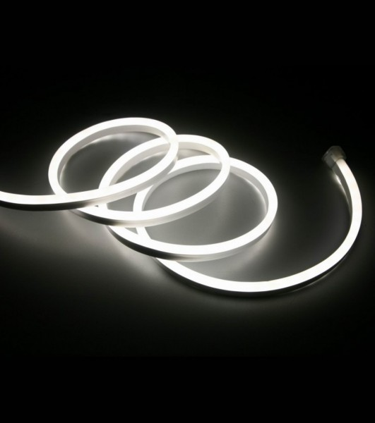 LED Strip NEON FLEX T BAND 220V Kaltweiß 5050 Dimmbar