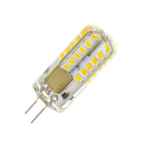 LED G4 2,5W 24SMD LED Warmweiß/Kaltweiß Silikon 24SMD
