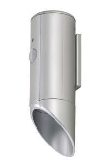 LED Nachtlicht Lero Indoor Kunststoff grau BRILONER 2289-024 (L 12,5 cm)