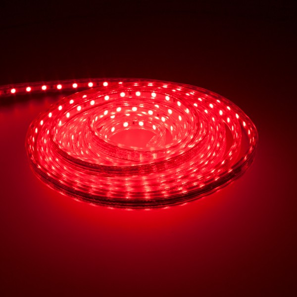 LED Strip 5050 230v Rot