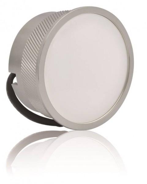LED Modul 5W 4000K 3000K Dimmbar Alu mit Kappe 50m
