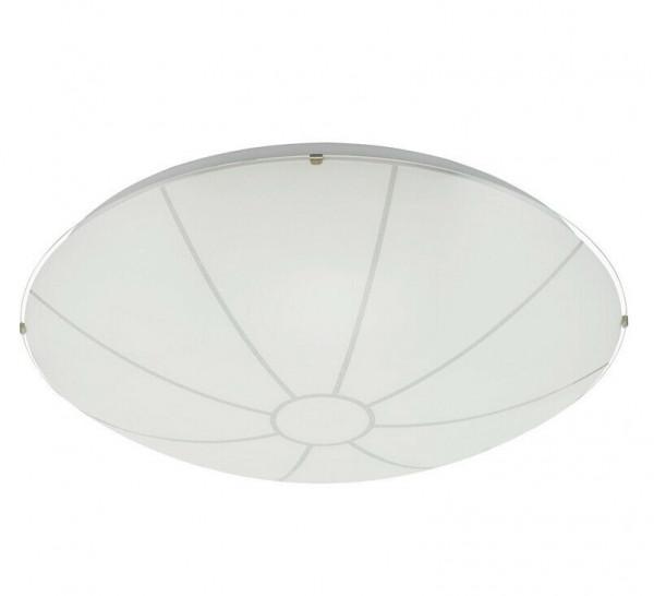 Deckenleuchte Briloner Metall/ Glas 22 Watt 2000 Lumen Kaltweiß/Warmweiß