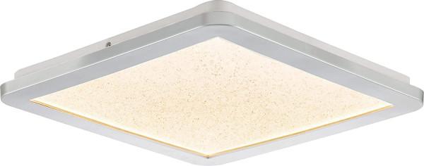 Nino Leuchten IKOMA Deckenleuchte LED Weiß, 1-flammig