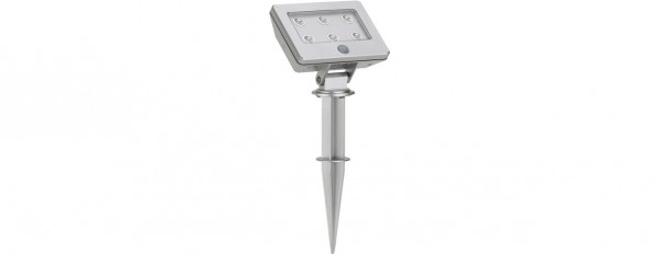 LED-Erdspieß Bewegungsmelder inklusiv Batterien
