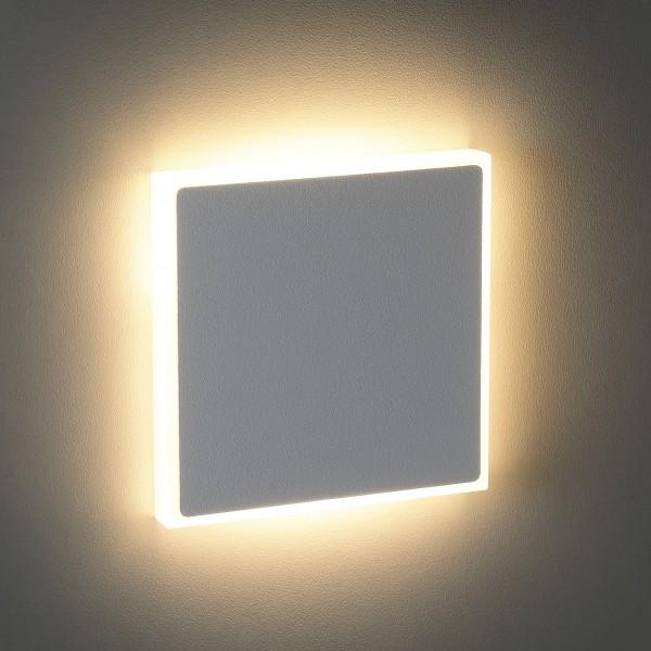 Stufenbeleuchtung Treppen-Stufenlicht Alu 1w-100Lumen Warmweiß/Kaltwe