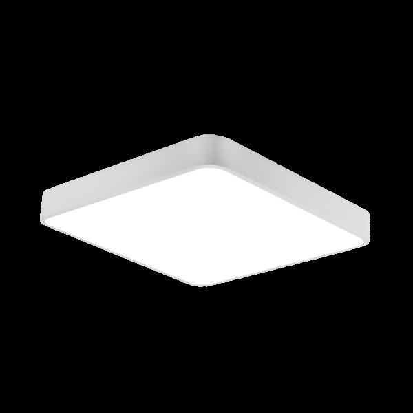 Braytron Decorative Dimmable 45W Deckenlampe Weiß Pulverbeschichtetem Aluminium
